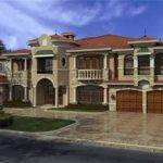 Luxury Home Bdrms House Plan