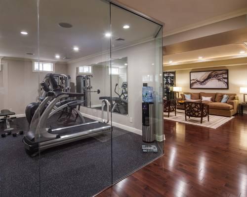 Luxury Home Gym Design Ideas Fitness Buffs