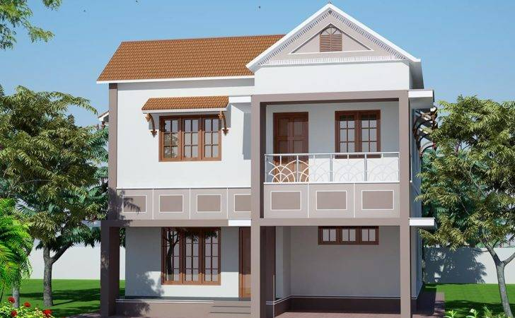 Luxury House Elevations