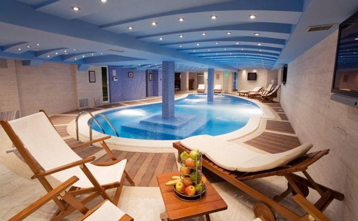 Luxury Indoor Swimming Pool Photos