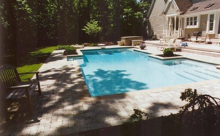 Luxury Inground Swimming Pool Design Installation Bergen County