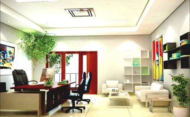 Luxury Interior Design Modern Executive Office