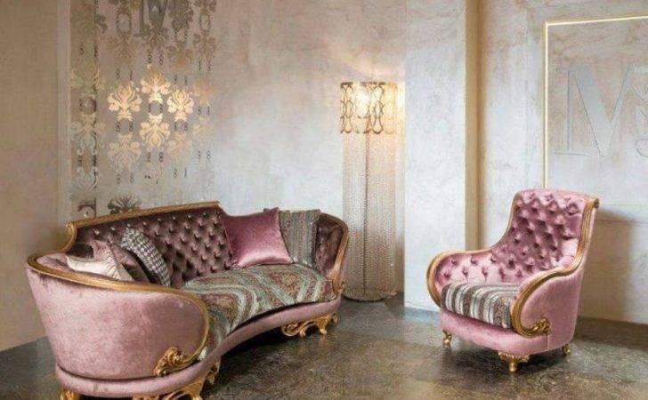 Luxury Italian Furniture Design Round Pulse