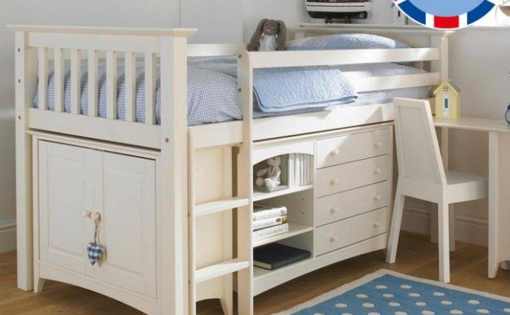 Luxury Kids Cabin Bed Childrens Bedroom Furniture