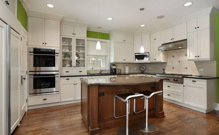 Luxury Kitchen Design Ideas Custom Cabinets Part Designing Idea