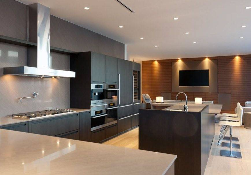 Luxury Kitchen Interior Design Home