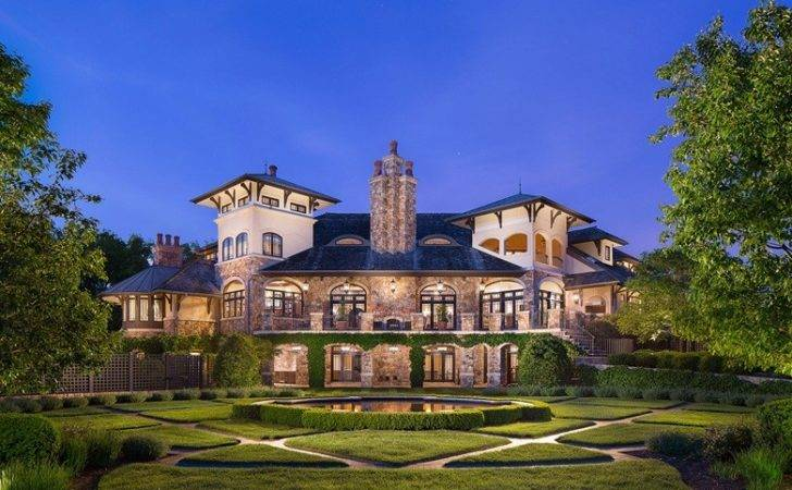 Luxury Living Tuscan Style Homes