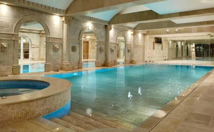 Luxury Mansions Pools Inspiring Indoor Swimming Pool Design Ideas