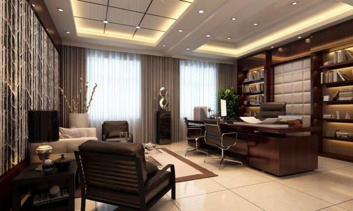 Luxury Modern Office Interior Design Ceo Nanny