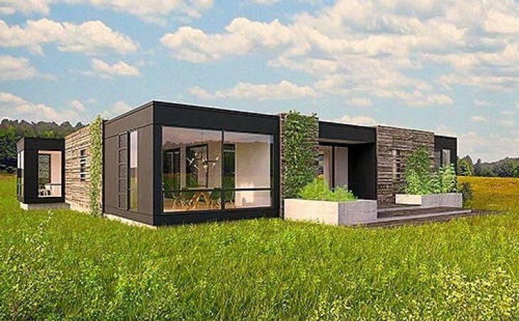 Luxury Modular Homes David Rockwell Targets Prefab Architecture