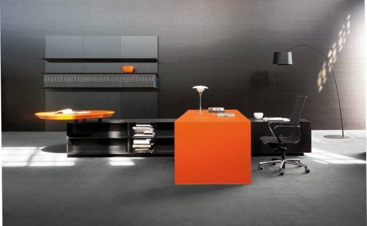 Luxury Office Ceo Executive Modern Interior Design Concept