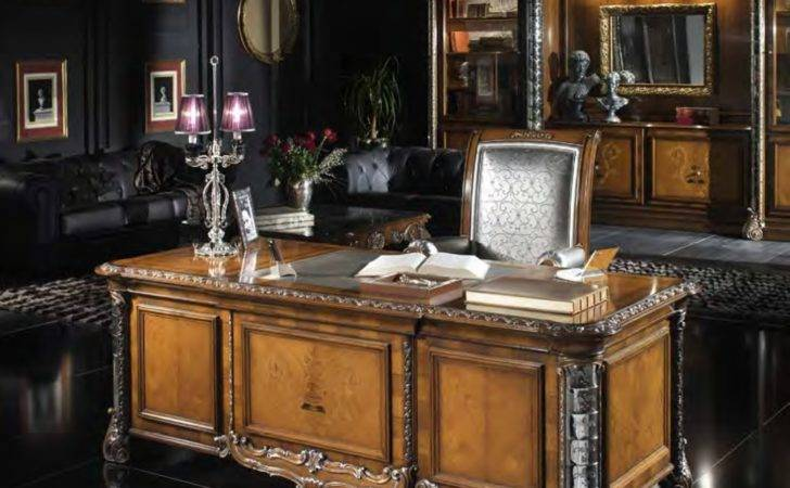 Luxury Office Furniture Home Inspiration Ideas