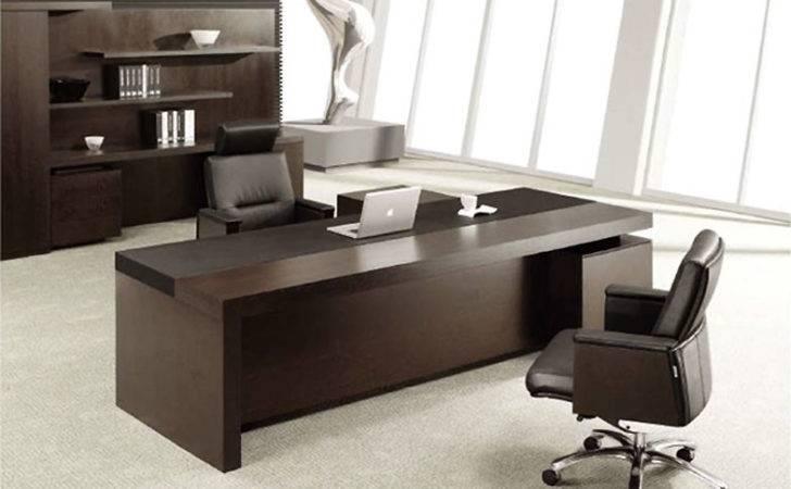 Luxury Office Furniture Warsaw Executuve