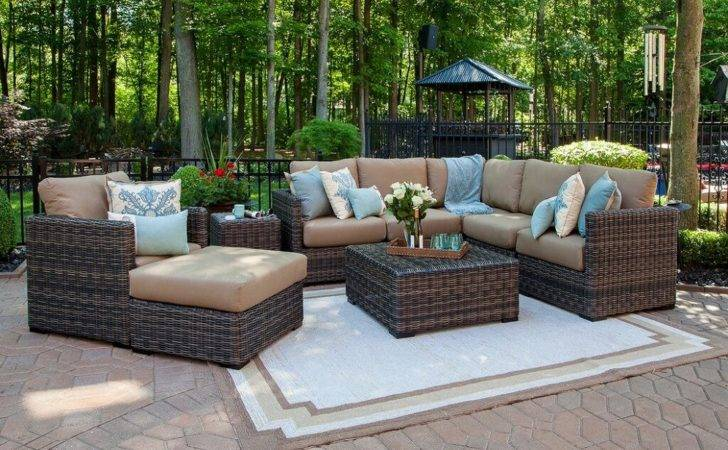 Luxury Patio Furniture High End Outdoor