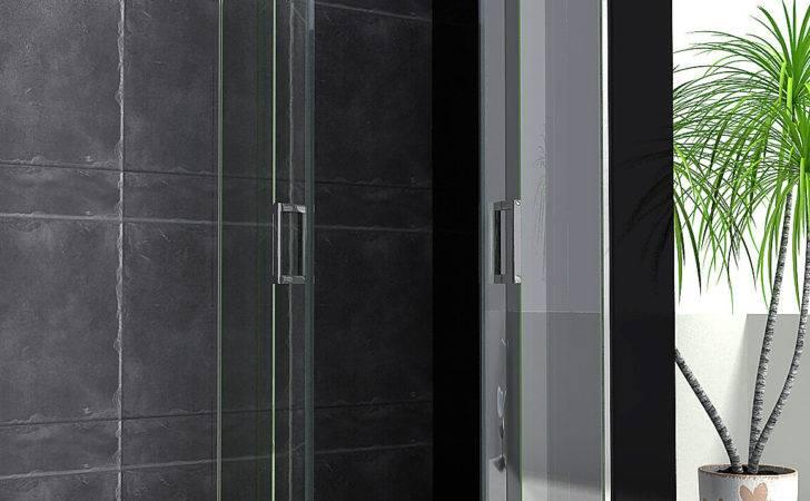 Luxury Quadrant Shower Enclosure Corner Cubicle Height