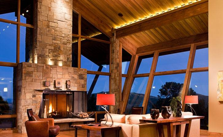 Luxury Residential Interior Photography Great Room Durango Mountain
