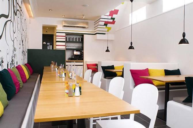 Luxury Restaurant Interior Decorating Ideas