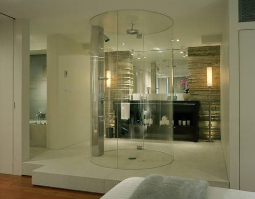 Luxury Showers Never Make Want Leave Bathroom