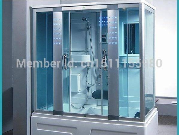 Luxury Steam Shower Cabin