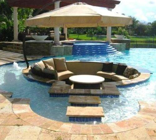 Luxury Swimming Pool Designs Plans