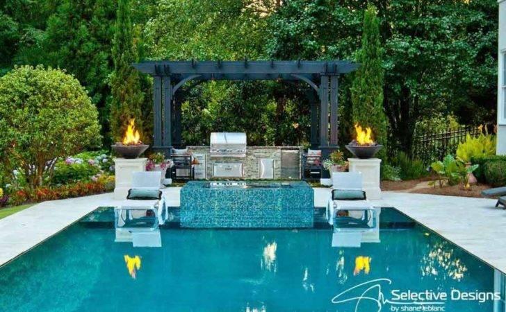 Luxury Swimming Pool Trends