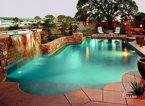 Luxury Swimming Pools Flickr Sharing