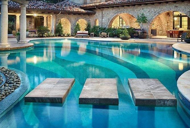 Luxury Swimming Pools Ideas