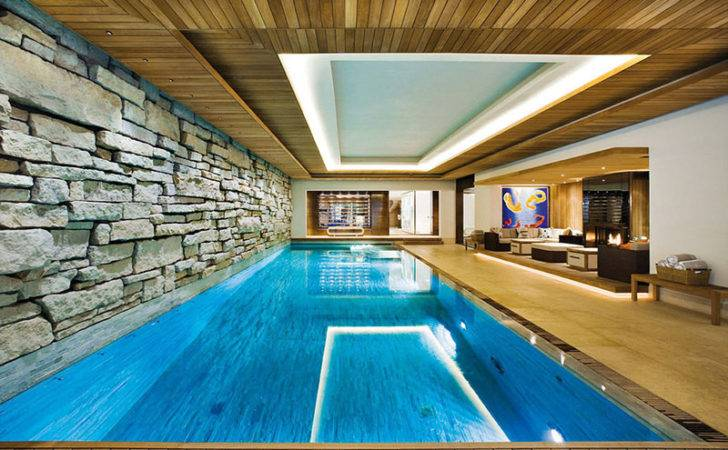 Luxury Swimming Pools Unique Style Concept Interior Design