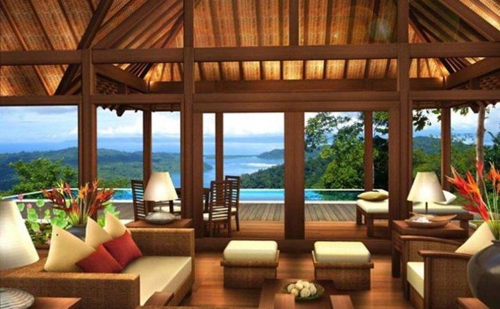 Luxury Tropical House Design Ideas