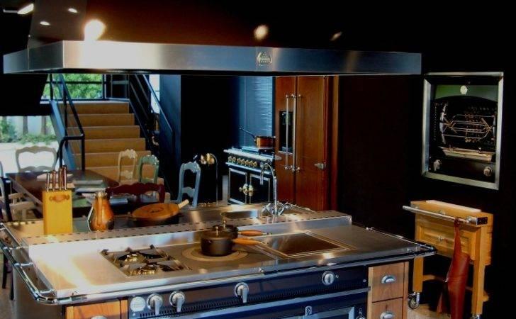 Luxury Used Kitchensla Cornue Chateau Kitchens