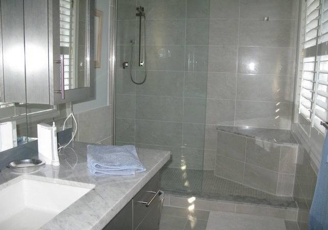 Luxury Walk Shower Contemporary Bathroom Other Metro