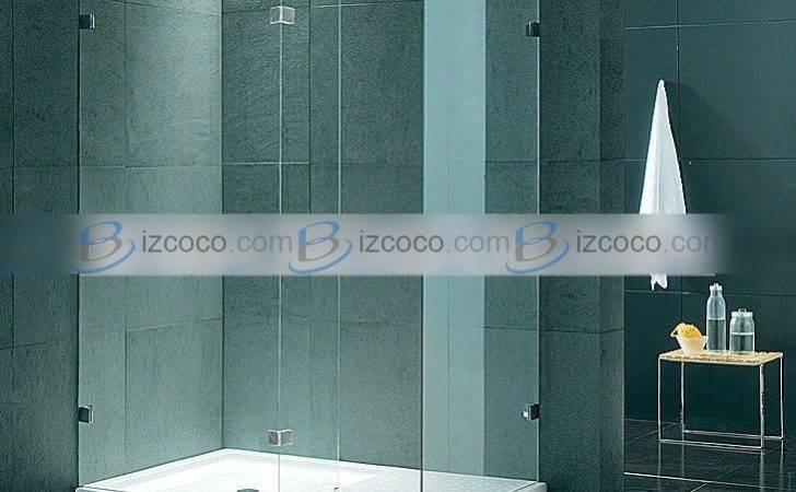 Luxury Walk Shower Door Enclosure Price Usd Min