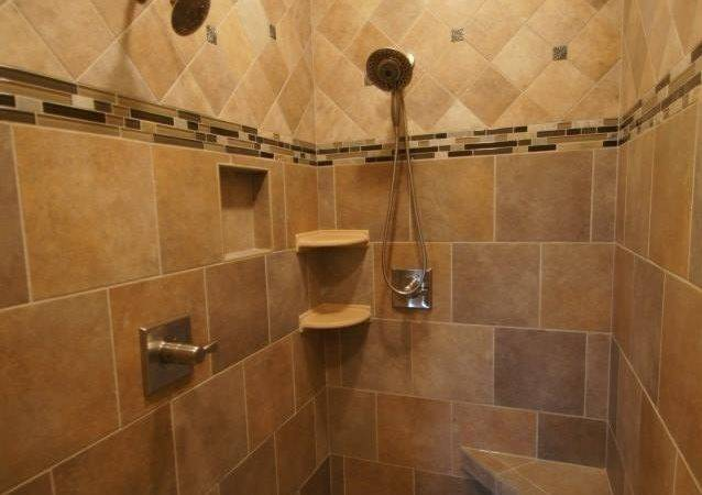 Luxury Walk Shower Jewell Homes Inc Muskego Wisconsin