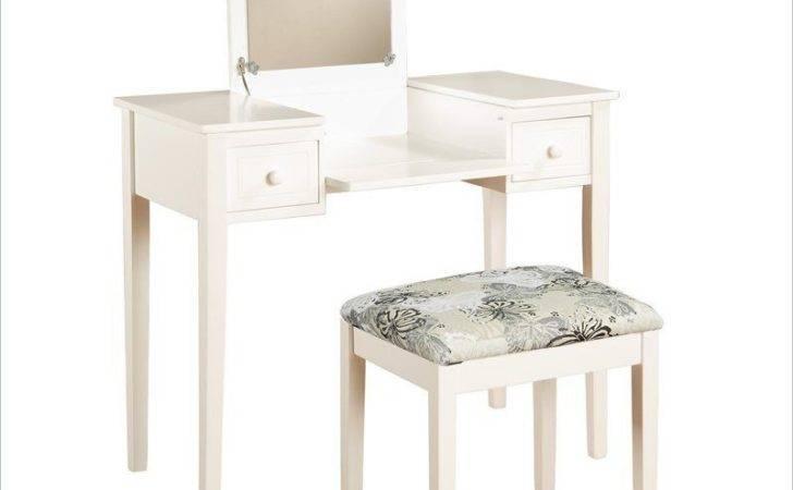 Luxury White Bedroom Vanity Set Mirror Home Furniture Vanities Wood