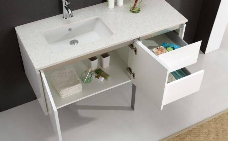 Luxury White Vanity Modern Bathrooms Bathroom Vanities