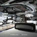 Luxury Yacht Interior Design Pin Pinterest