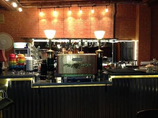 Machine Foto Van Living Room Coffee House Sheridan Tripadvisor