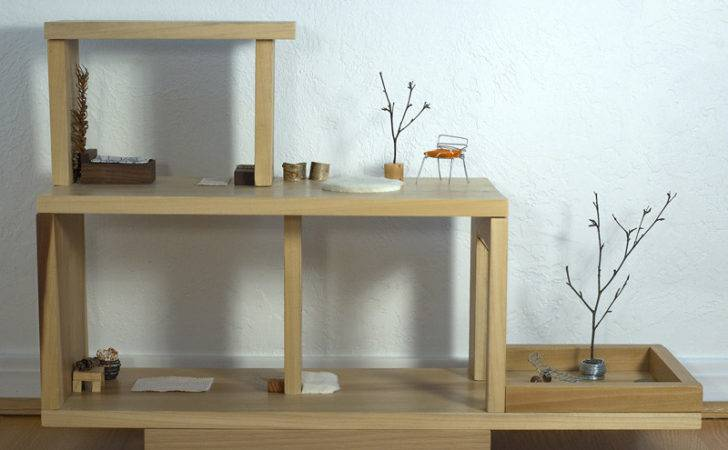 Made Joel Modern Doll House