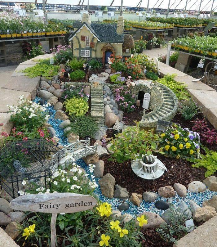 Magical Fairy Garden Ideas Your Kids Love Balcony