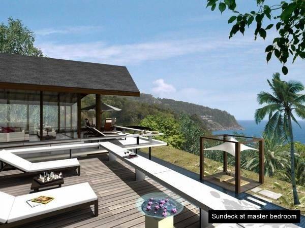 Magnificent Ocean Villas Patong