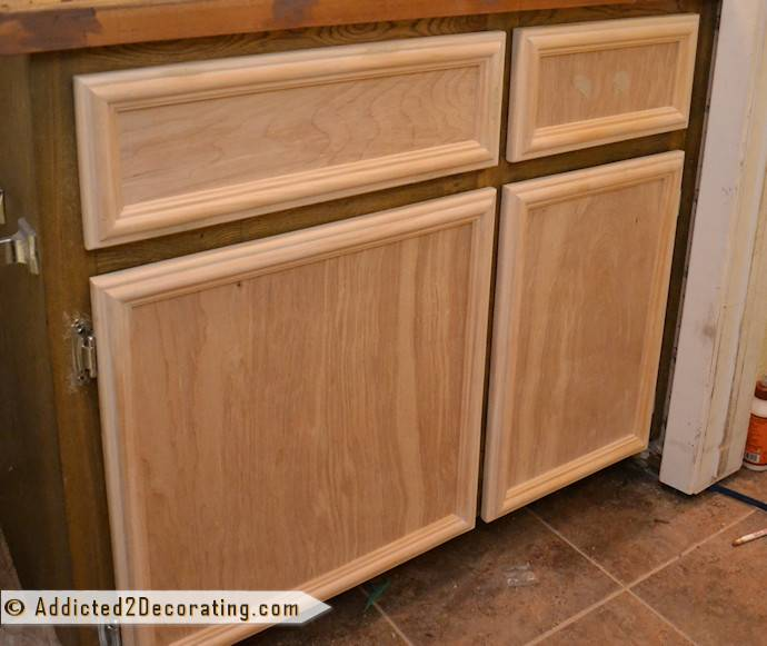 Make Cabinet Doors Without Special Making Tools