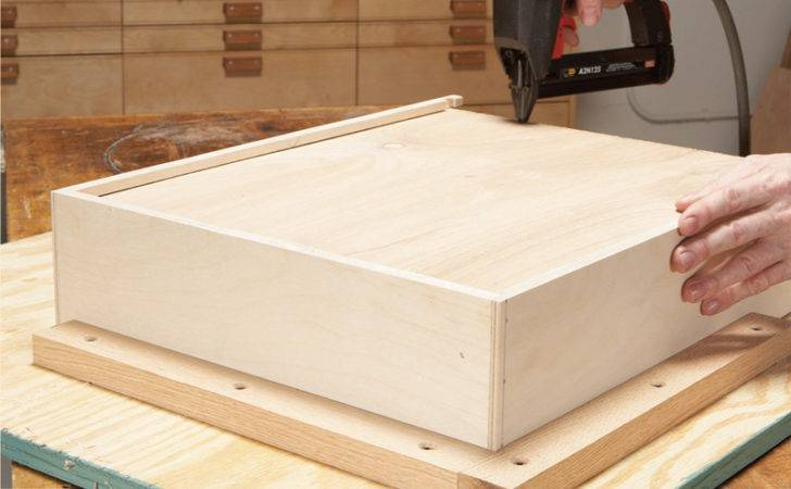 Make Drawer Boxes Puzzle Box Making Try Out