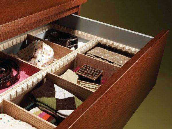 Make Drawer Dividers
