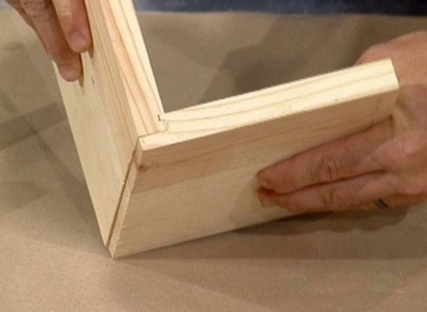 Make Drawer Joints
