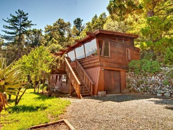Make Like Kerouac Big Sur Cabin Million Photos