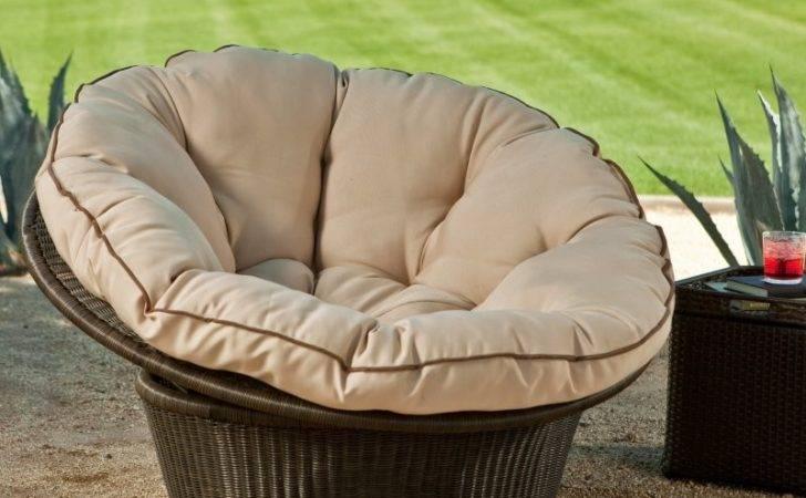Make Papasan Chair Cushion Pads Cushions
