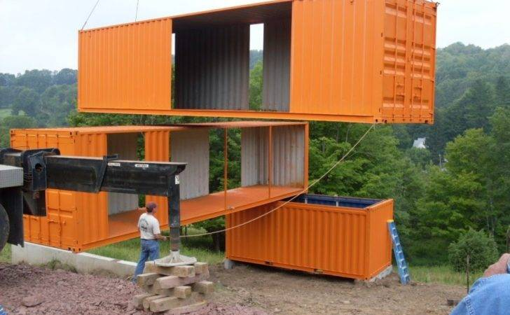 Make Shipping Container Home Prefab