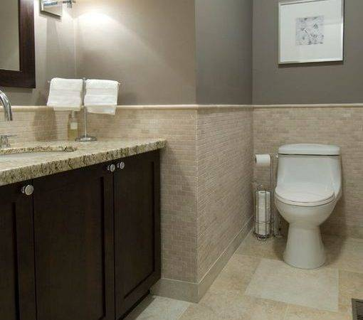 Make Small Bathroom Appear Larger Tile Love Look