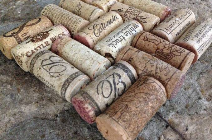 Make Trivet Coaster Out Wine Corks Fiverr