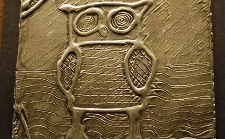 Make Wonderful Life Owls Foil Glue Shoe Polish
